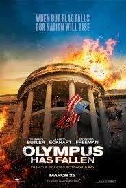 Olympus Has Fallen & Yellow Peril